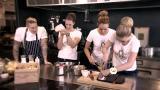 Osaavatko missit kokata?