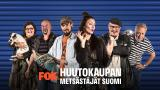 Huutokaupan metsästäjät Suomi