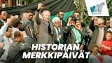 Historian merkkipäivät