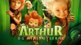 Arthur ja minimoit(Paramount+)