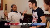 Henkan ja Nikin ensikosketukset etiopialaiseen keittiöön - missäs muuallakaan kuin LA:ssa!