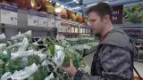 Aamulypsyn Perälällä erikoinen pakkomielle kaupassa - katso video!