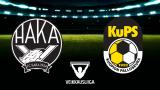 FC Haka - KuPS