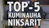 TOP-5 - Kuminauhaniksarit