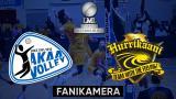 Akaa Volley - Hurrikaani Loimaa, Fanikamera