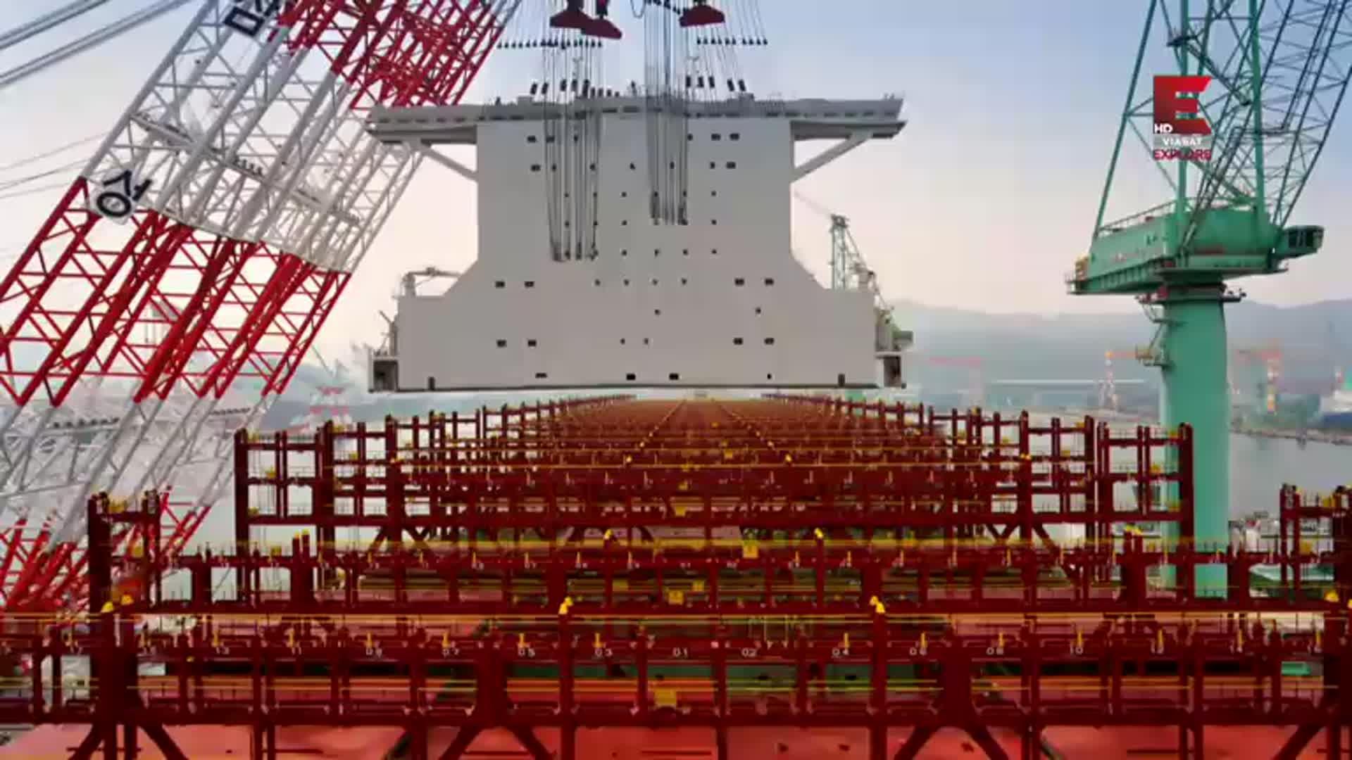 Maailman Suurin Rahtilaiva