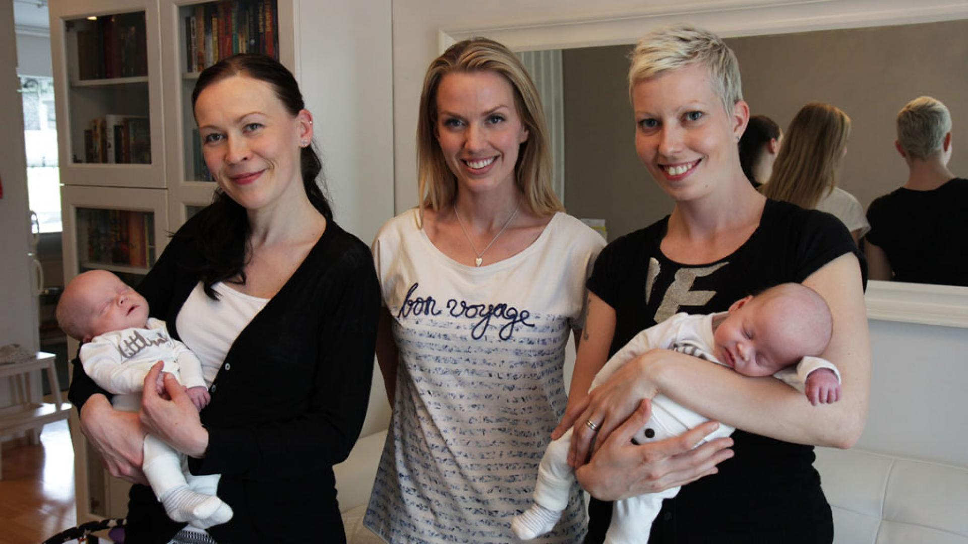 Toisenlaiset äidit Kausi 4
