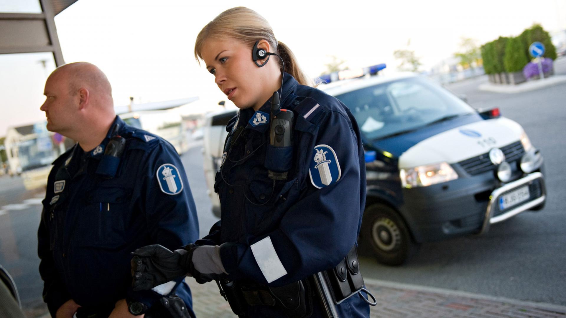 Poliisit Turku