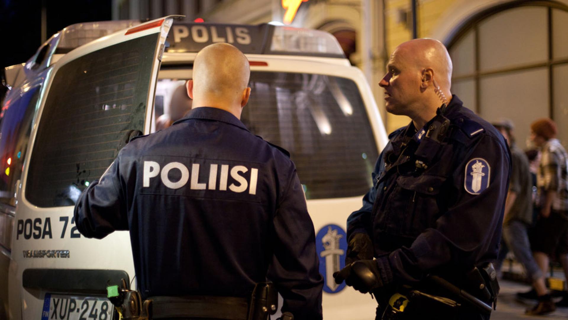 Poliisit Kuopio