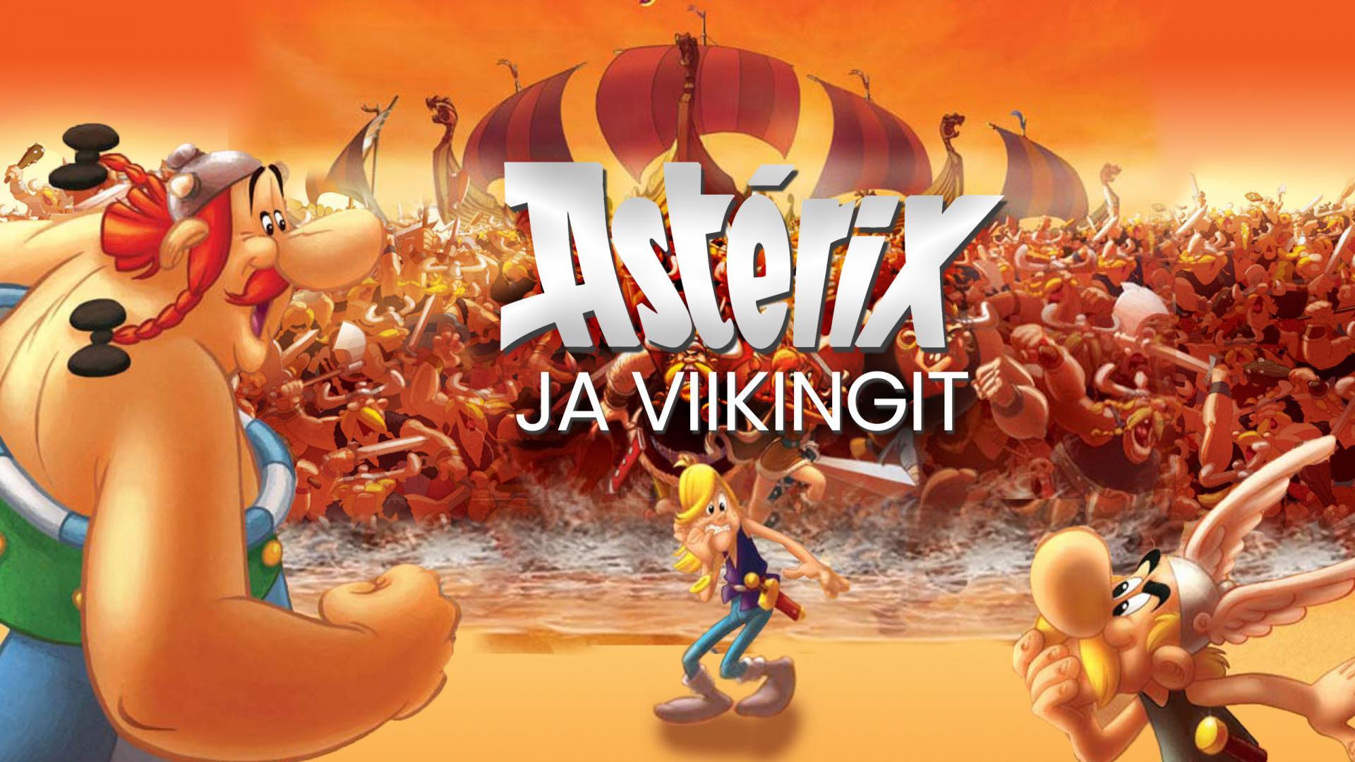 Asterix Ja Viikingit