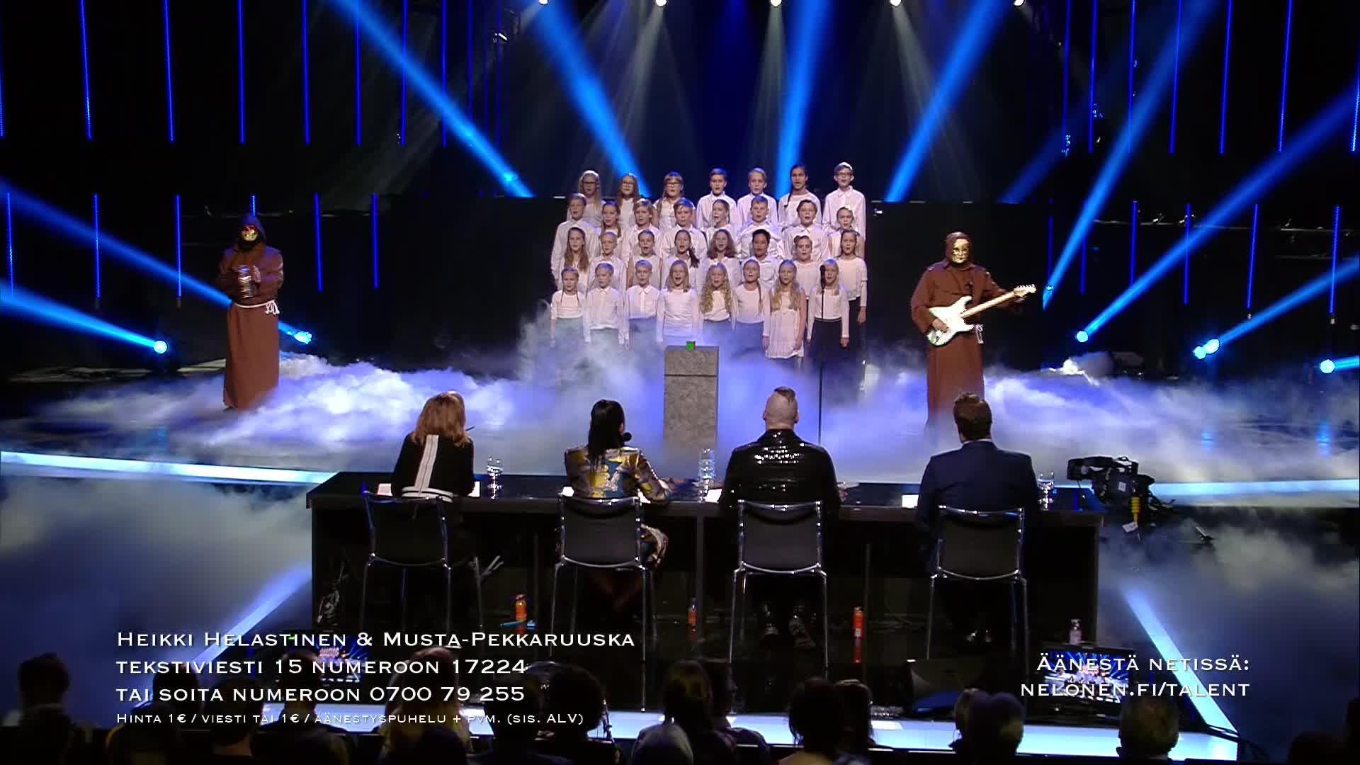 Heikki Helastinen Talent