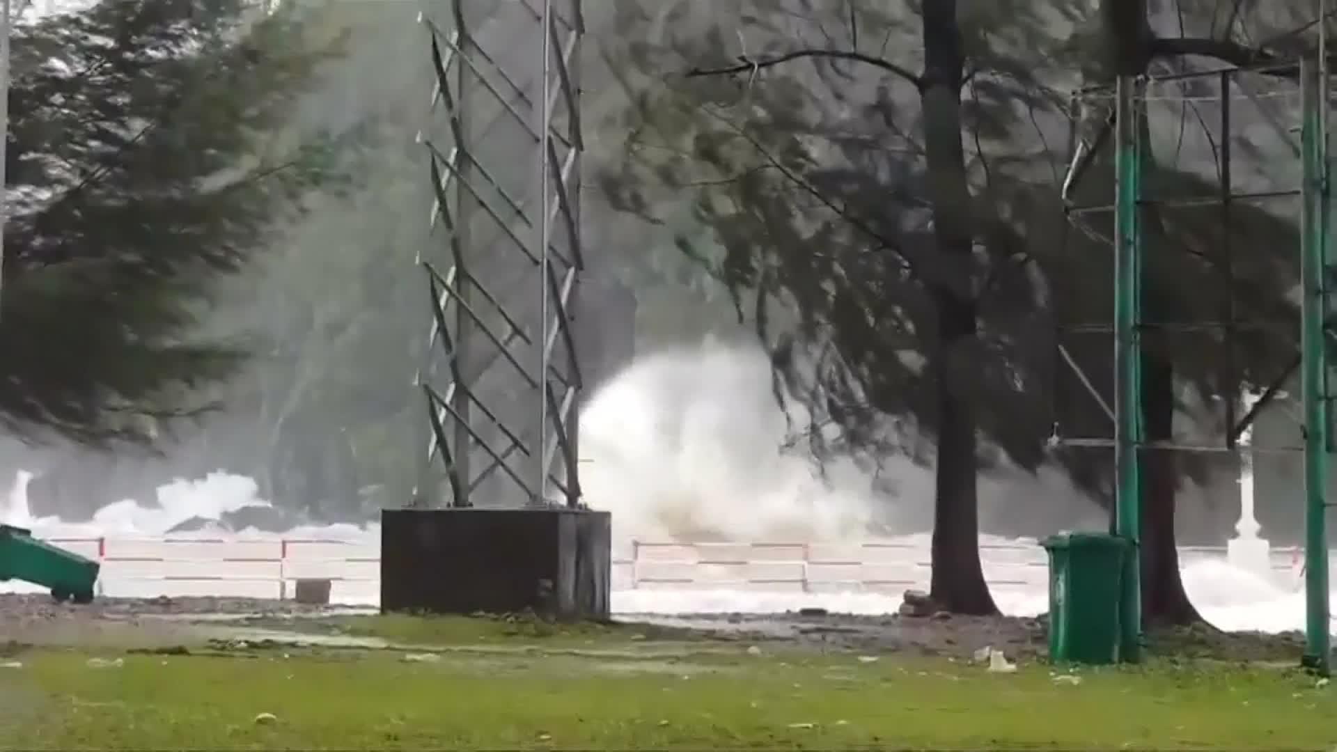 Thaimaa Myrsky