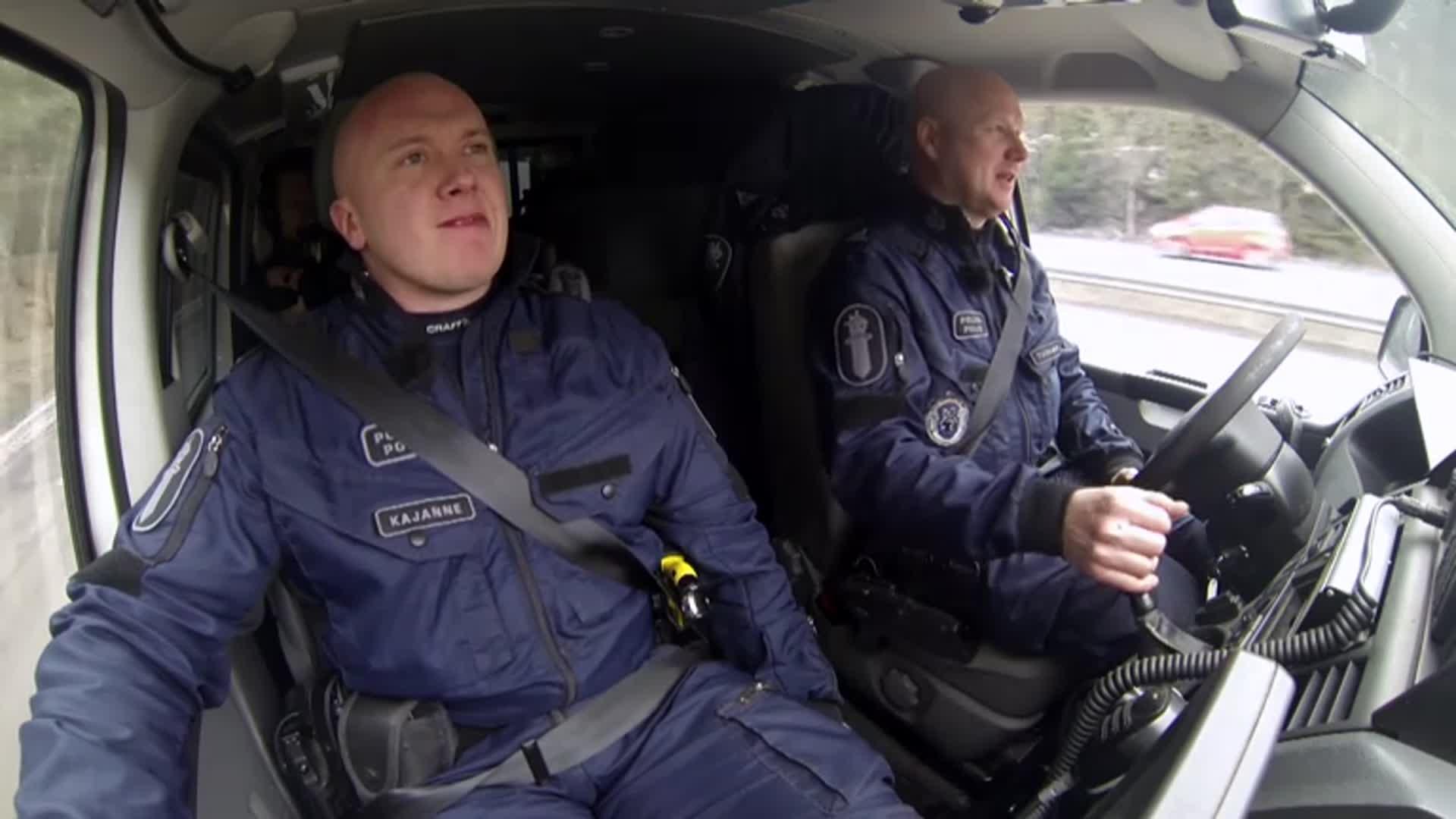 Poliisit Kotihälytys Kausi 1