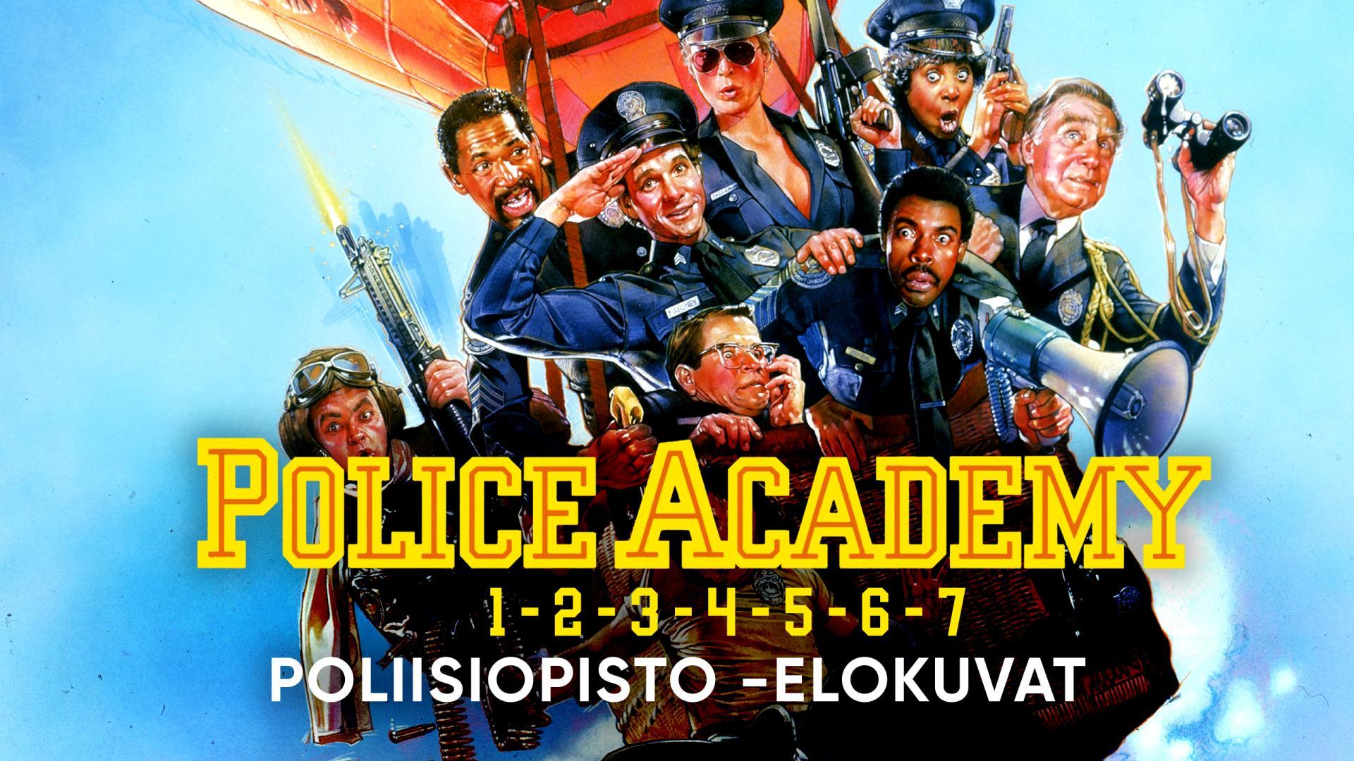 Poliisiopisto 7