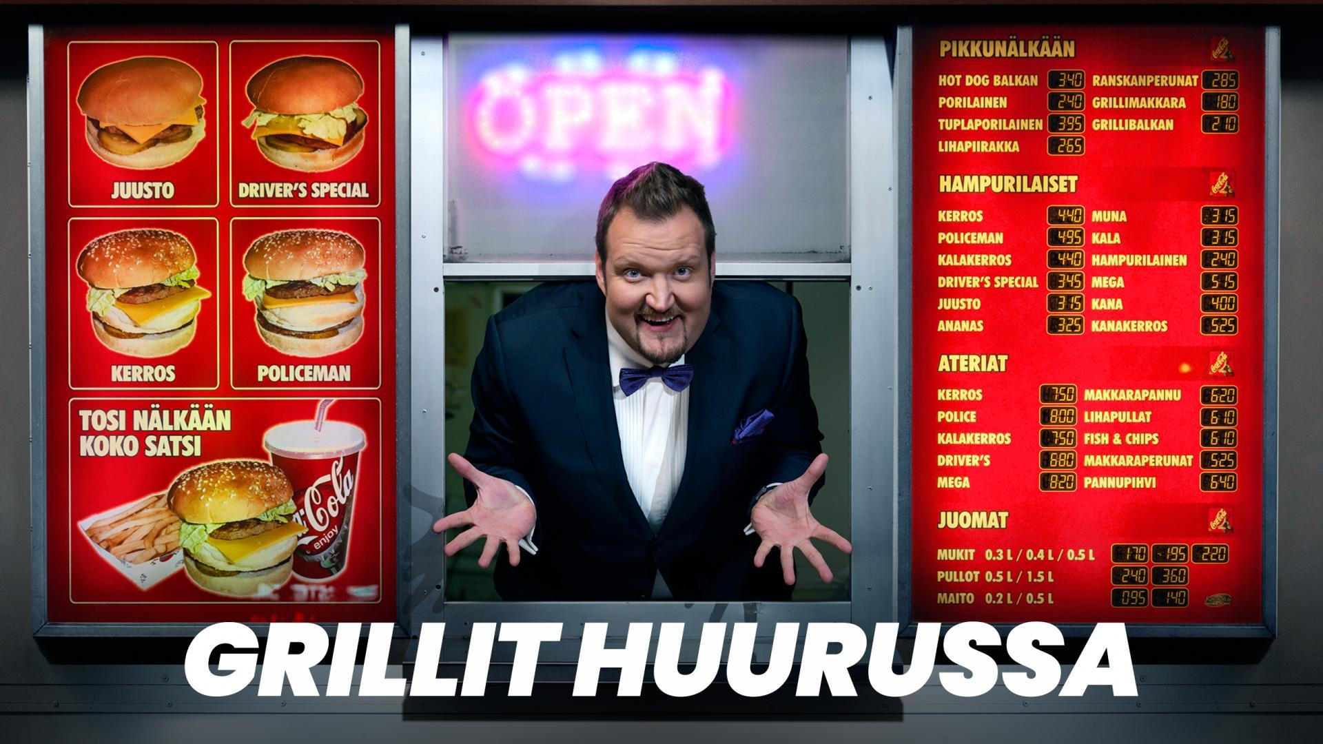 Grillit Huurussa Oulu