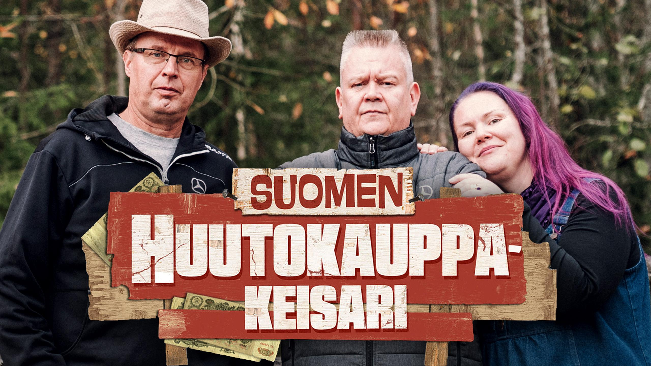 Suomen Huutokauppakeisari