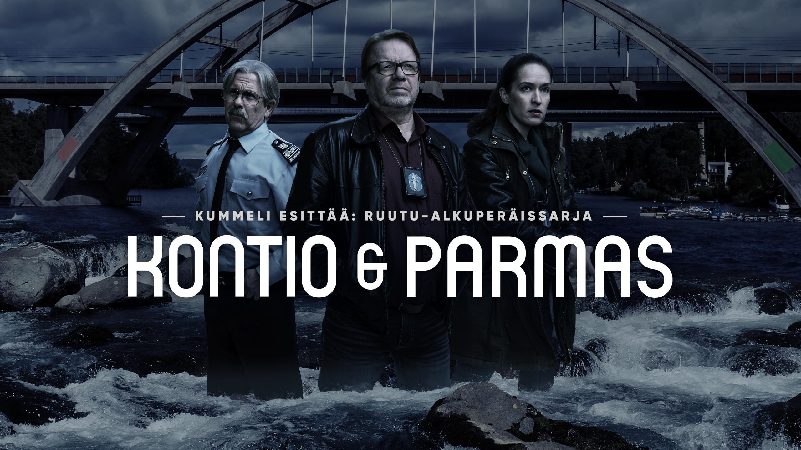 Kummeli Kontio Ja Parmas
